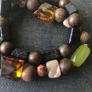 🌻 Chocolate Boho Bracelets